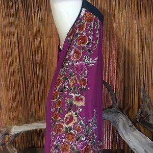 Petticoat Alley Dresses - Petticoat Alley Fuchsia Pink Floral Slip Dress